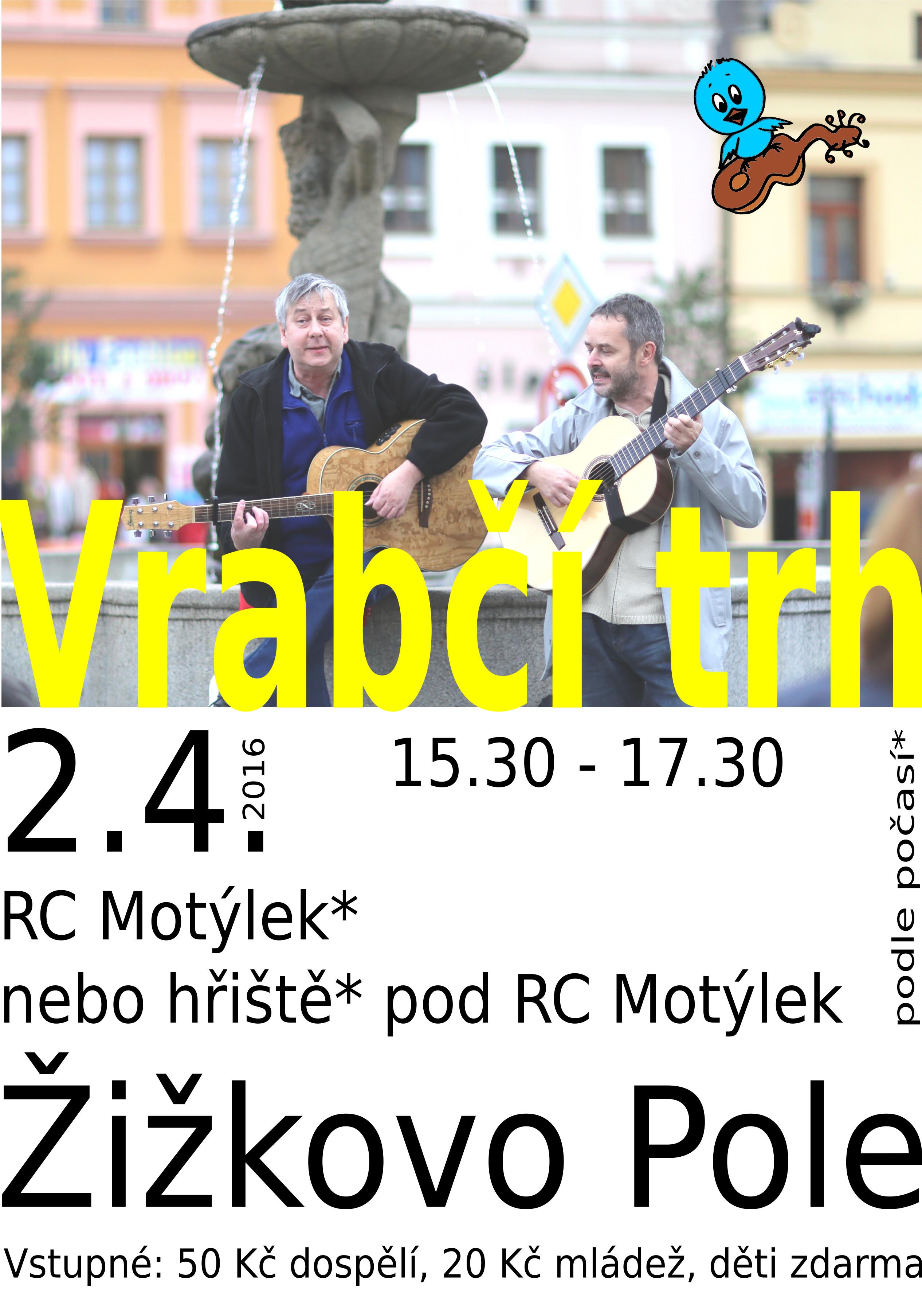 VT 2016 plakát Žižkovo Pole 140402