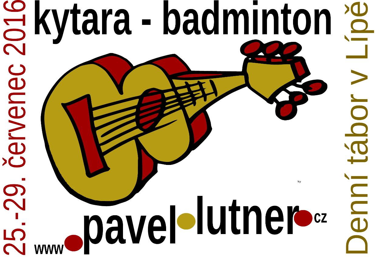 kytary a badminton 2016